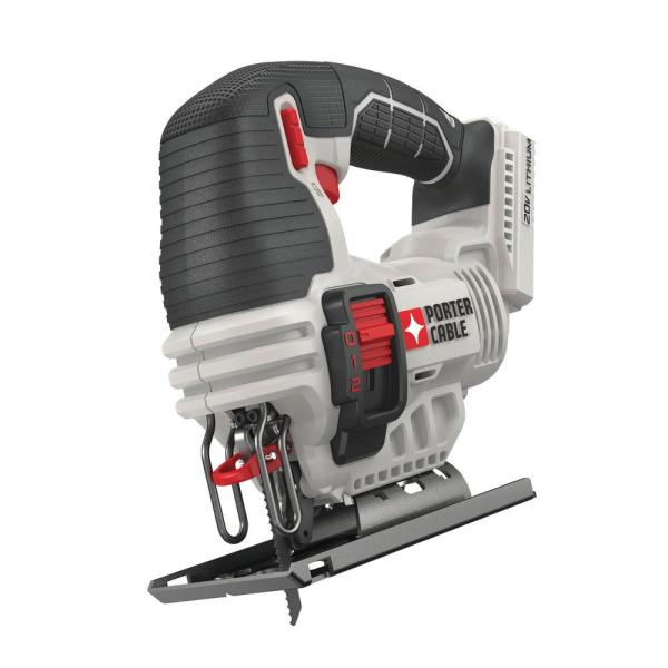 20-Volt MAX Cordless Jigsaw (Tool-Only)