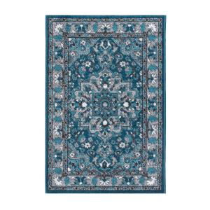 Tayse Rugs Milan Blue 2 ft. x 3 ft. Accent Rug by Tayse Rugs