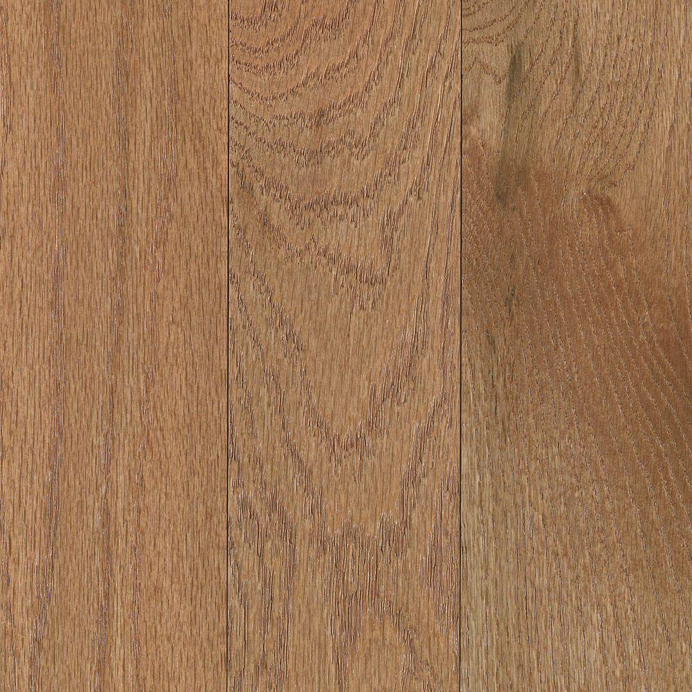 Shaw Woodale Carmel Oak 3 4 In Thick X 2 1 4 In Wide X