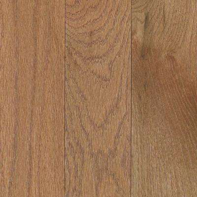 Franklin Sunkissed Oak 3/4 in. Thick x 3-1/4 in. Wide x Varying Length Solid Hardwood Flooring (17.6 sq. ft. / case)