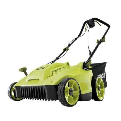 16 in. 6.5 Amp Corded Electric Walk-Behind Reel Push Lawn Mower