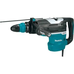 Makita 15 Amp 2 inch Corded SDS-MAX Concrete/Masonry Advanced AVT (Anti-Vibration Technology) Rotary Hammer... by Makita