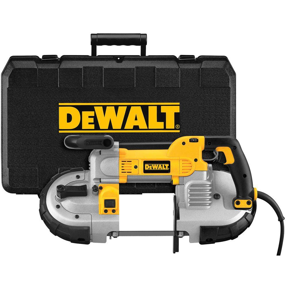 DEWALT 10 Amp Deep Cut Band Saw Kit