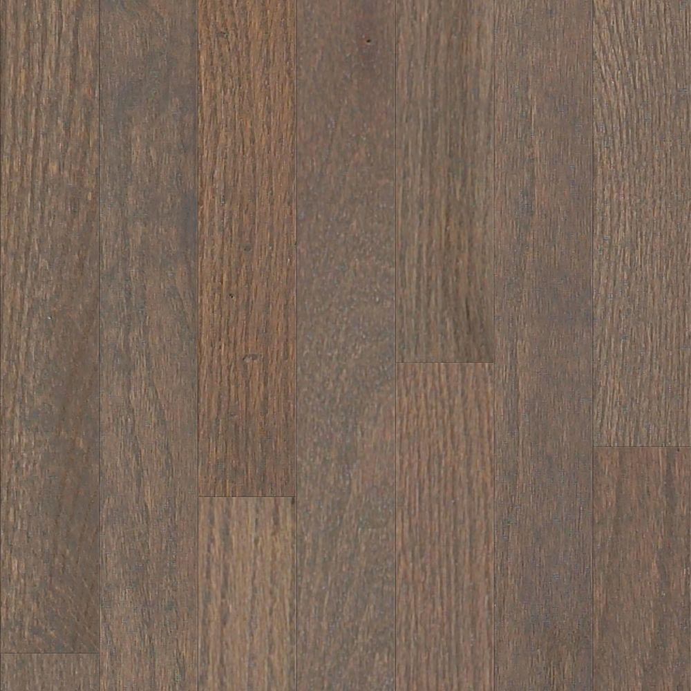 Take Home Sample - Woodale II Weathered Solid Hardwood Flooring - 2-1/4 in. x 8 in.