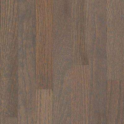 Take Home Sample - Woodale II Weathered Solid Hardwood Flooring - 2-1/4 in. x 8 in.