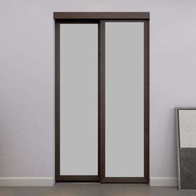 1 Panel Sliding Doors Interior Closet Doors The Home Depot