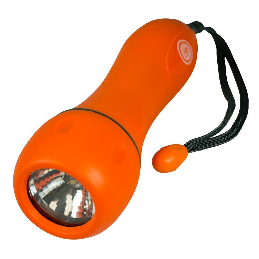 Flashlight Battery Powered LED Floating