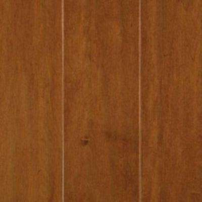 Take Home Sample - Light Amber Maple Engineered Hardwood Flooring - 5 in. x 7 in.