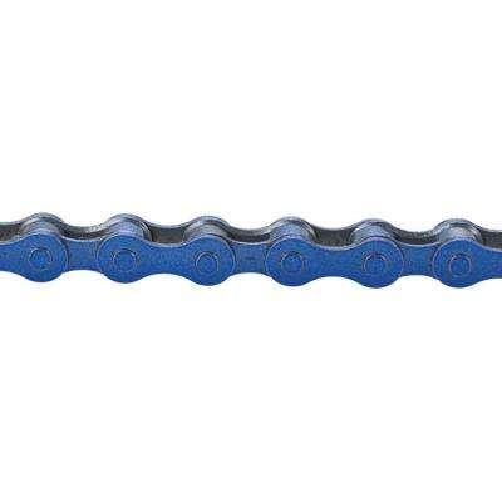 Z410 x 112L Light Blue Single Speed 1/2-1/8 Chain