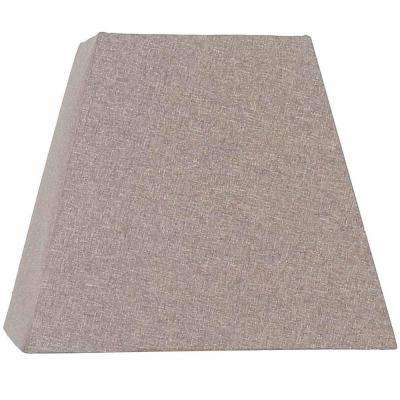 Mix & Match Brown Square Table Shade