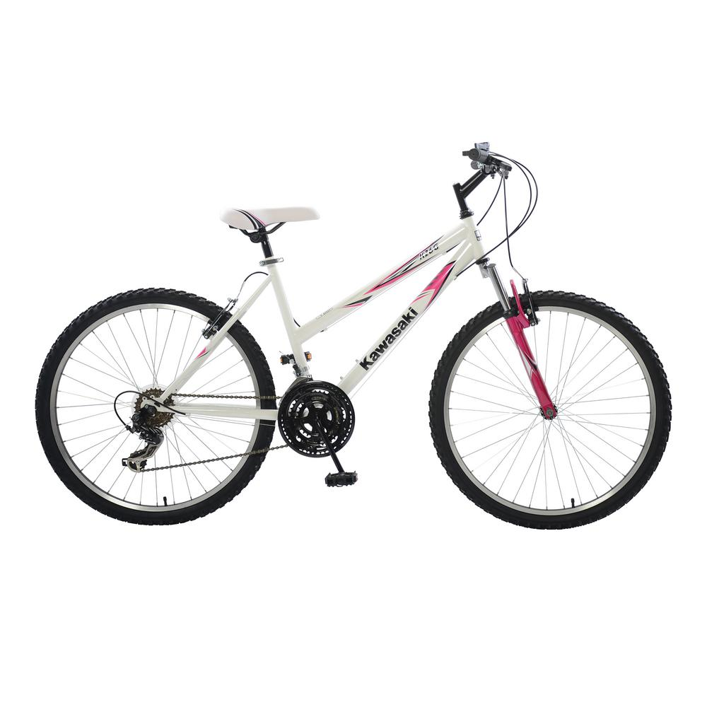 K26G Hardtail Mountain Bike, 26 in. Wheels, 18 in. Frame, Women's