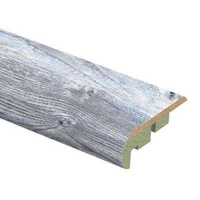 Winterton Oak/Sanibel Driftwood 3/4 in. Thick x 2-1/8 in. Wide x 94 in. Length Laminate Stair Nose Molding