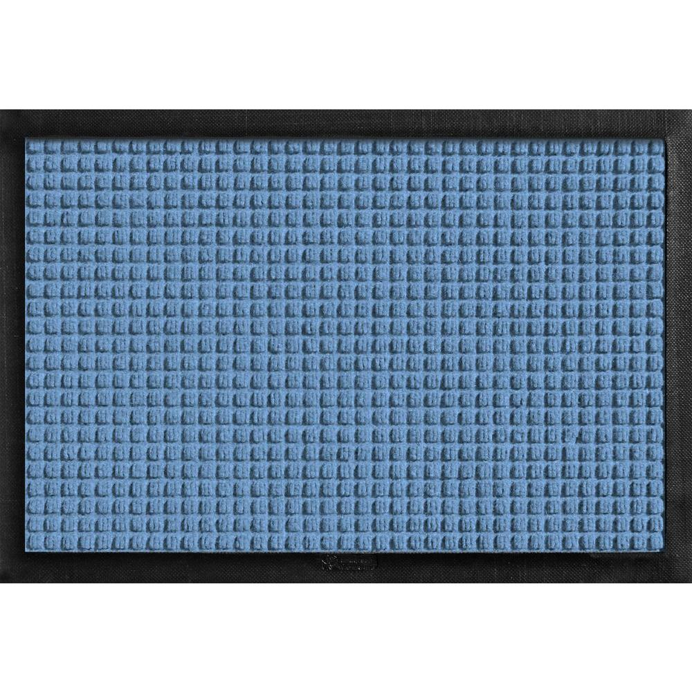 Aqua Shield with Rubber Border Medium Blue 17.5 in. x 26.5