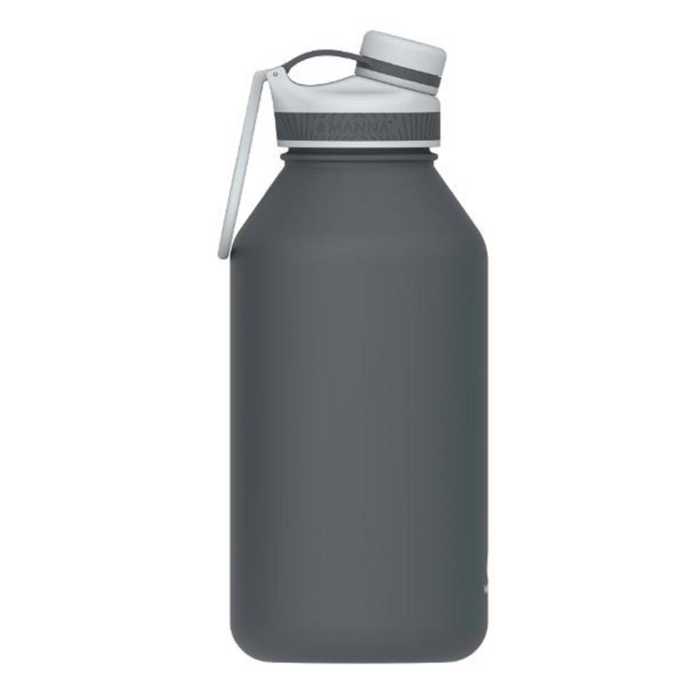Manna Ranger Pro 64 Oz Slate Vacuum Insulated Bottle