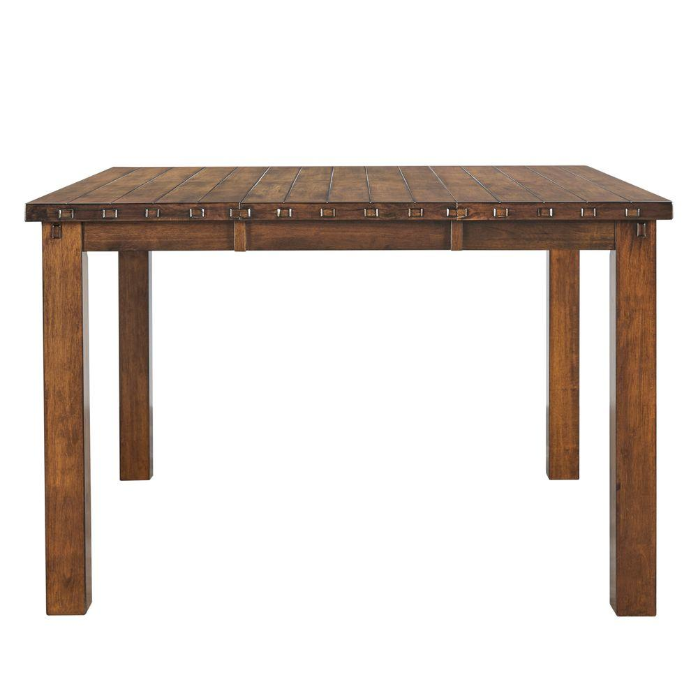 HomeSullivan Hartnell Burnished Oak Pub/Bar Table