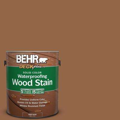 1 gal. #SC-152 Red Cedar Solid Color Waterproofing Wood Stain