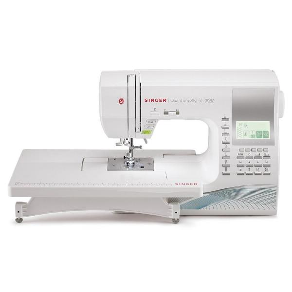 Quantum Stylist 600-Stitch Sewing Machine