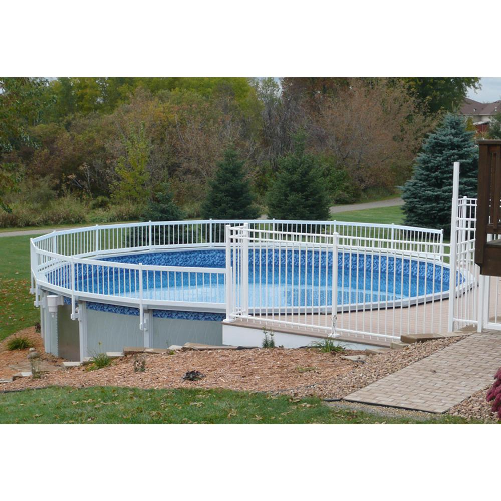 Sentry Safety Pool Fence Premium Guard Above Ground Pool
