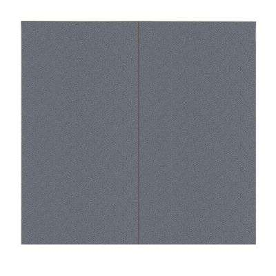 64 sq. ft. Fabric Covered Full Kit Wall Panel