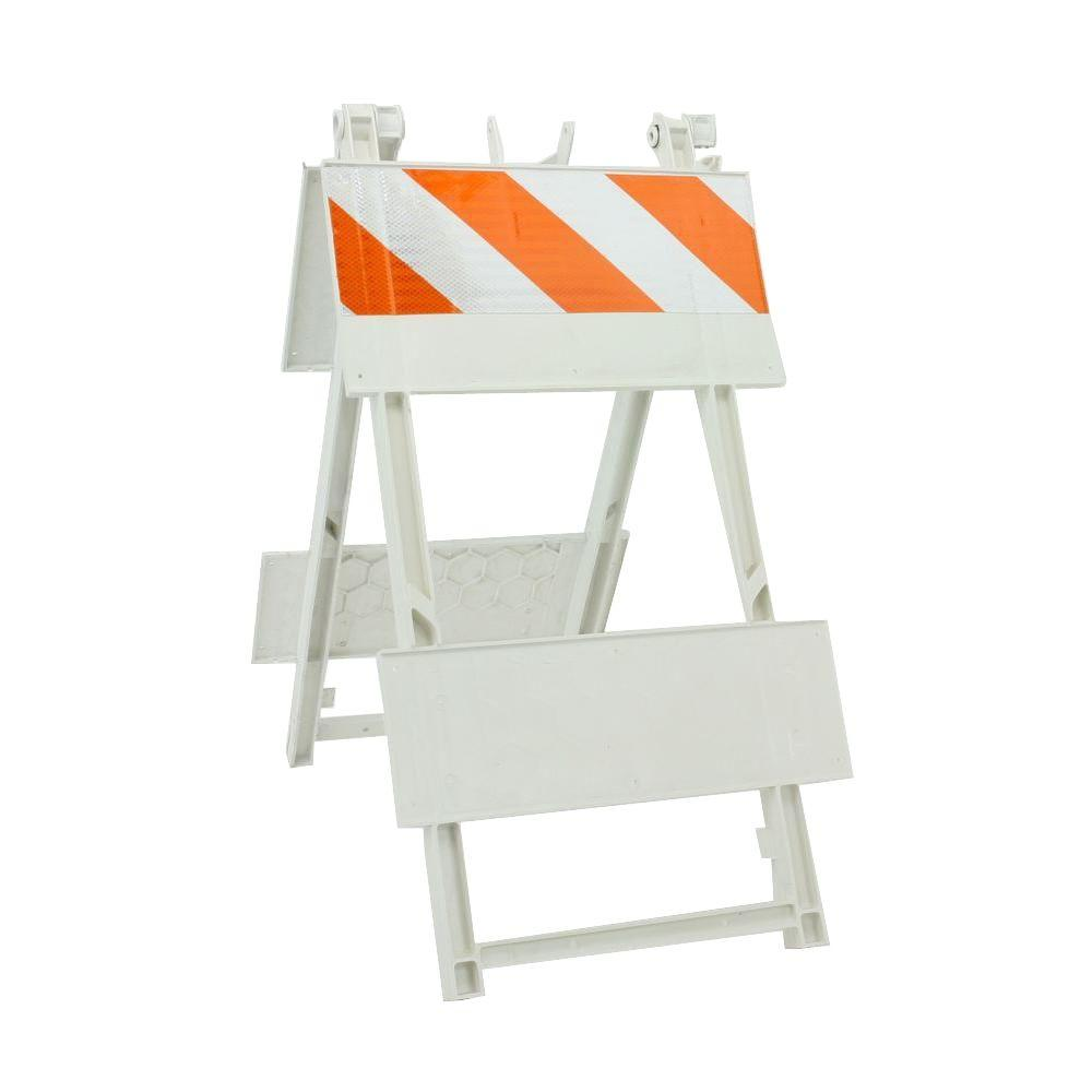Three D Traffic Works 8 In High Intensity Sheet Plastic