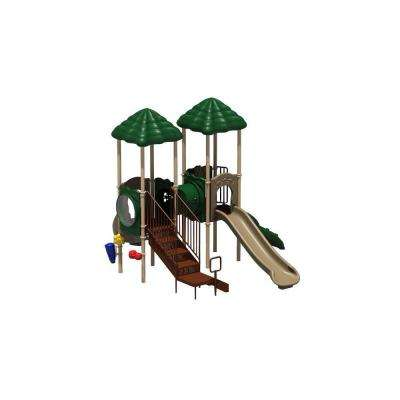 UPlay Today Signal Springs Natural Commercial Playground Playset