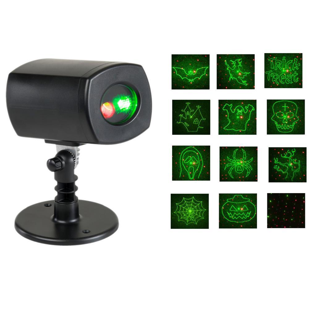 Halloween Laser Projector