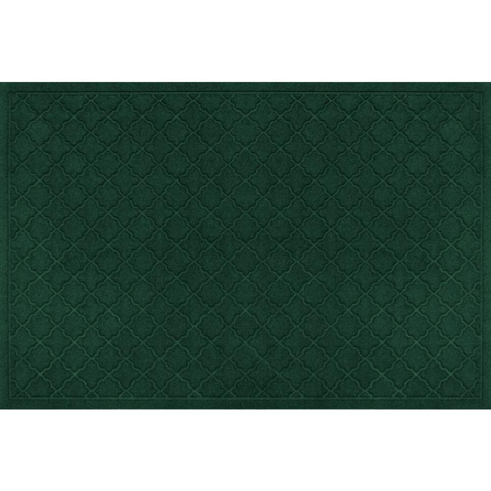 WaterGuard Cordova Evergreen 3 ft. x 5 ft. Polypropylene Mat
