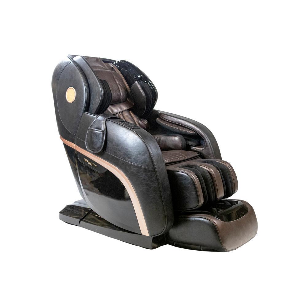 Overture Black 4D Massage Chair