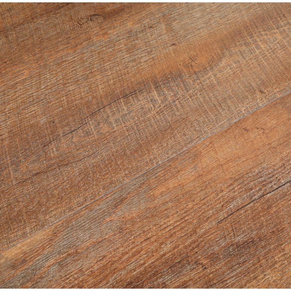 TrafficMASTER Take Home Sample - Allure Ultra Sawcut Arizona Luxury Vinyl Flooring - 4 in. x 4 in.