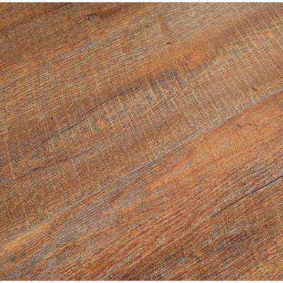 Take Home Sample - Allure Ultra Sawcut Arizona Luxury Vinyl Flooring - 4 in. x 4 in.