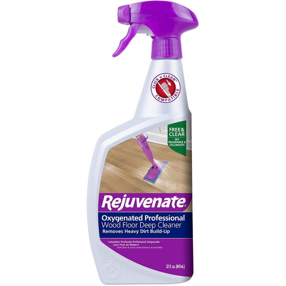 Rejuvenate Rejuvenate Oxygenated Professional 32 oz. Hardwood Floor Deep Cleaner