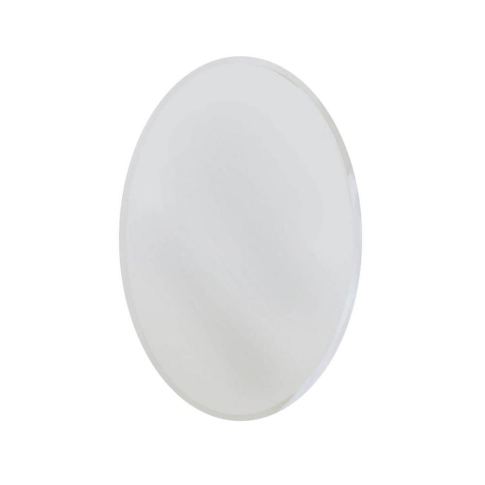 MAAX SVD2436 24 in. x 36 in. Recessed or Surface Mount Medicine Cabinet in Single View Beveled Mirror