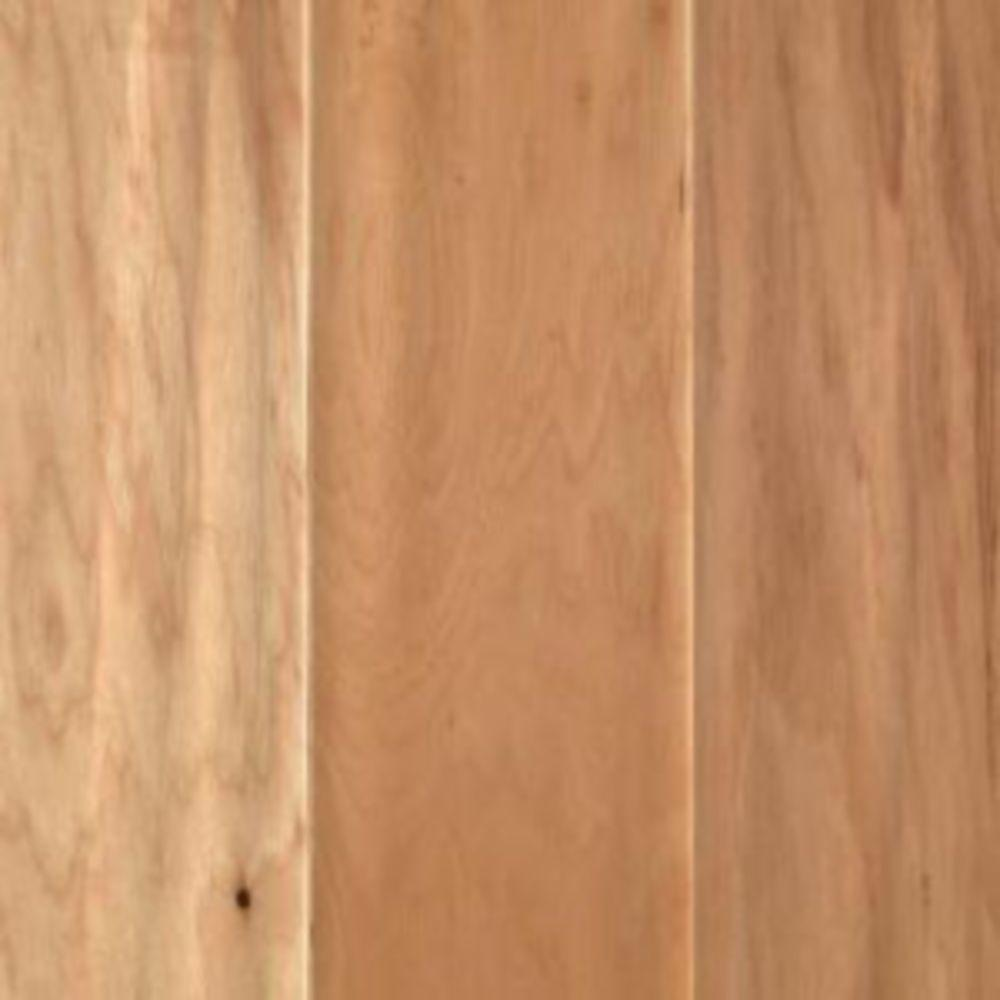 Mohawk Take Home Sample - Country Natural Hickory Engineered Hardwood Flooring- 5 in. x 7 in.
