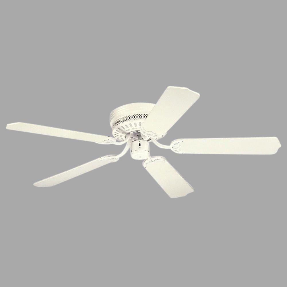Westinghouse Casanova 52 In Indoor White Finish Ceiling Fan