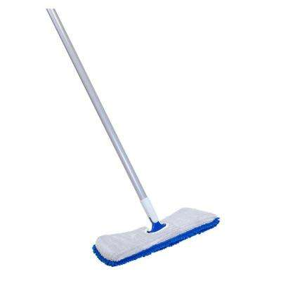 Flip and Shine Microfiber Floor Mop