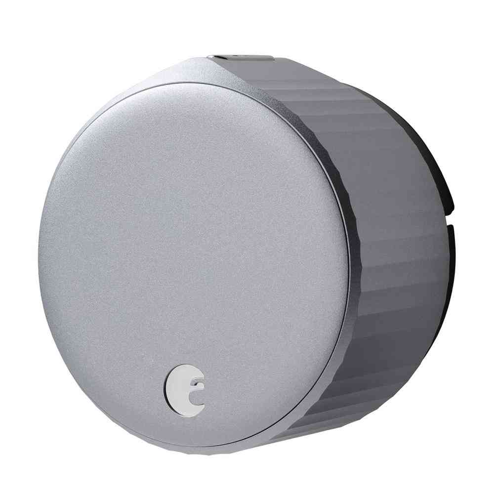 August Wi-Fi Smart Lock Silver Single Cylinder Deadbolt - Sale: $239.99 USD (4% off)