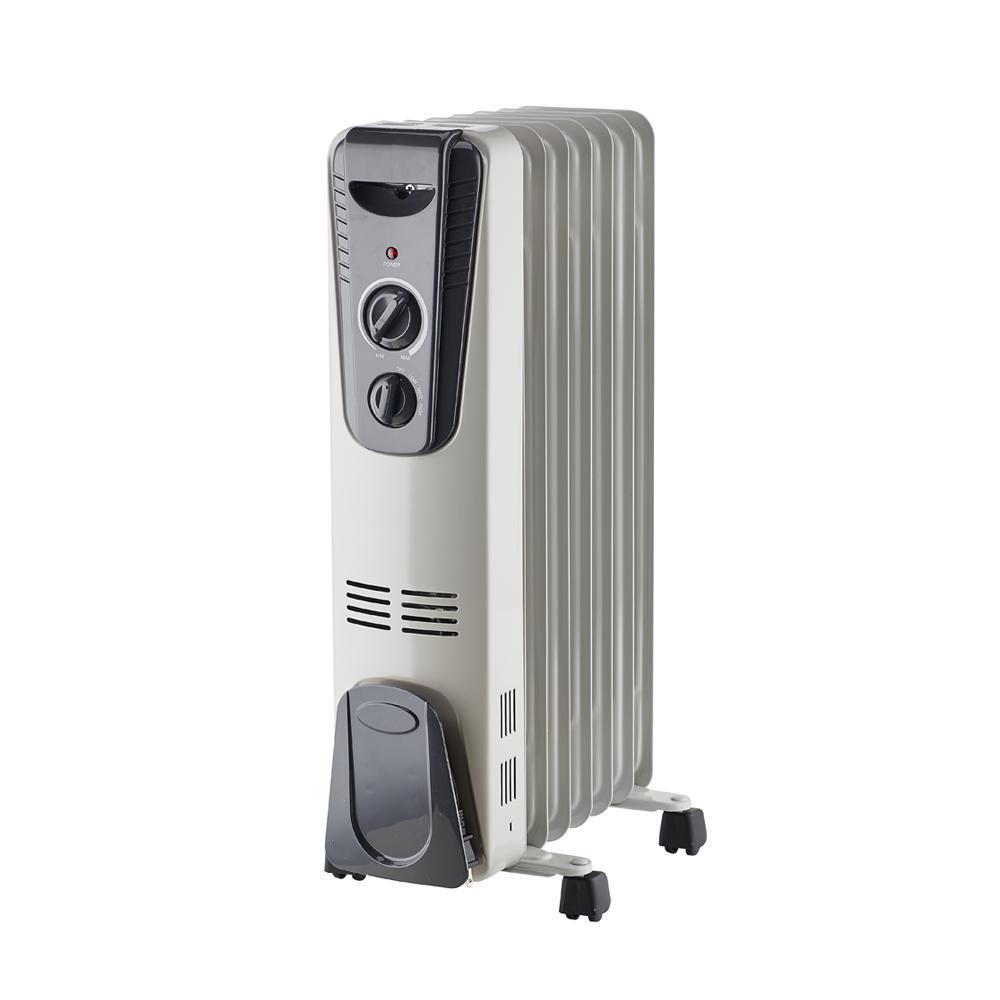 1500 Watt Electric Oil Filled Radiant Portable Heater
