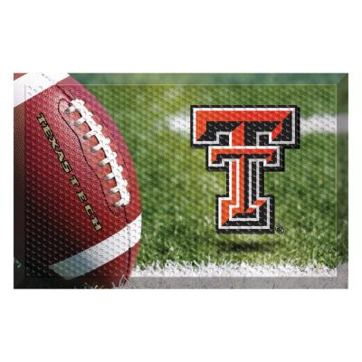 Fan Mats Texas Tech University Heavy Duty Door Mat