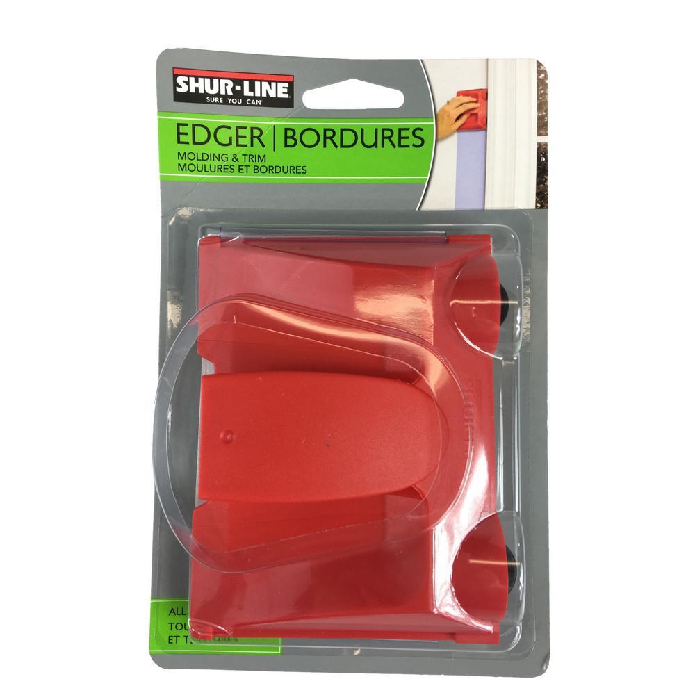 Shur-Line 4.75 in. x 3.75 in. Paint Edger Classic Design