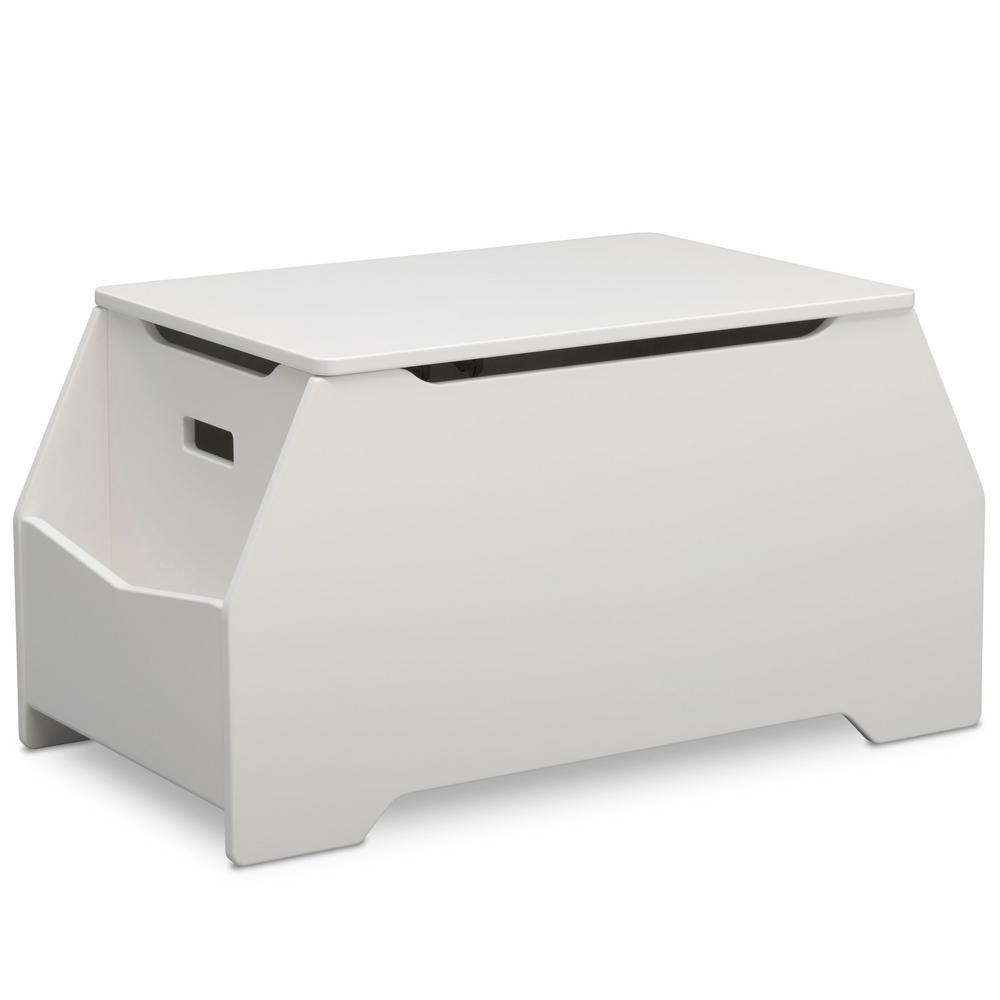 Mason Bianca White Toy Box