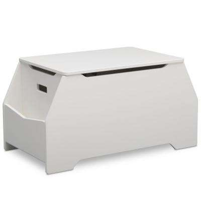 Mason Bianca White Toy Box