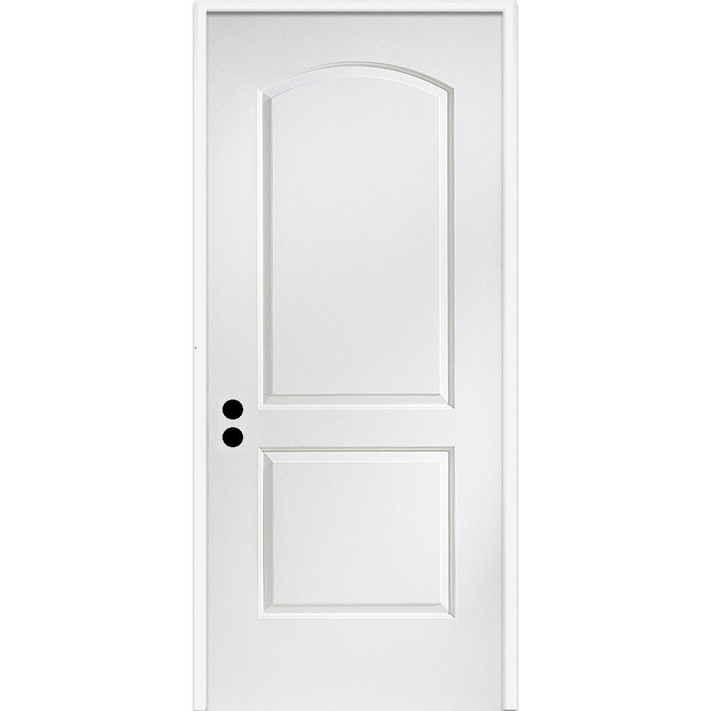 MMI Door 32 in. x 80 in. Caiman Right-Hand Primed Composi...