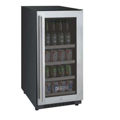 FlexCount Series 15 in. 88 (12 oz.) Can Cooler