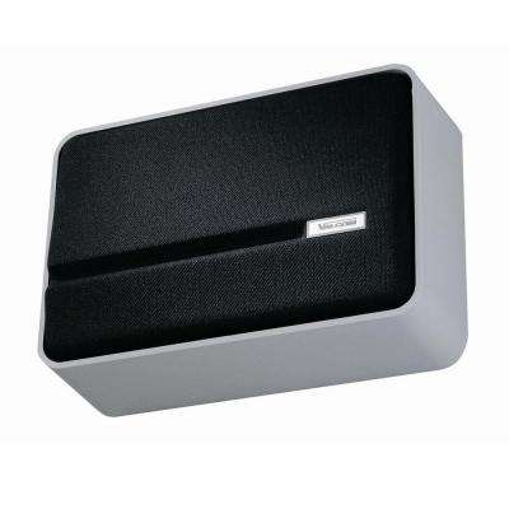 SlimLine One-Way Wall Speaker - Gray