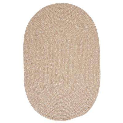 Cicero Oatmeal 2 ft. x 4 ft. Area Rug