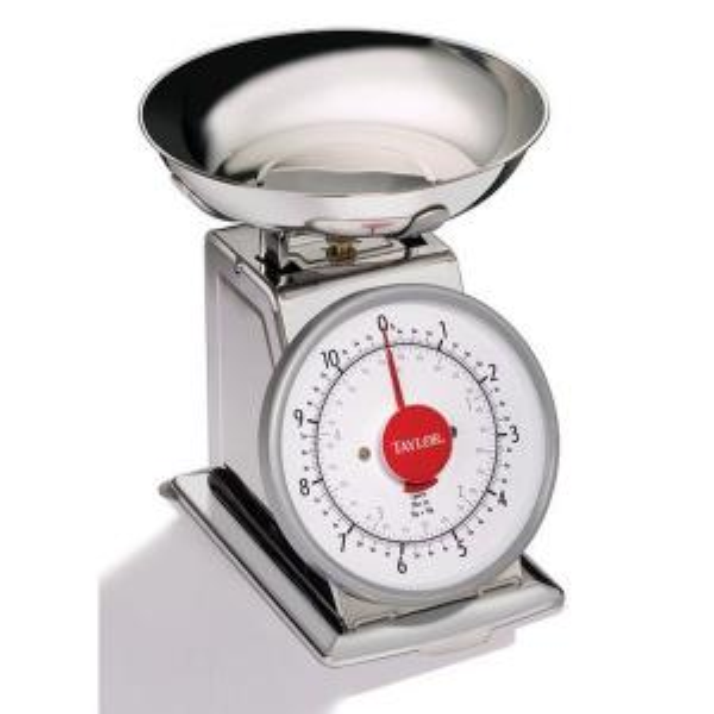 +2. Taylor Analog Kitchen Scale ...