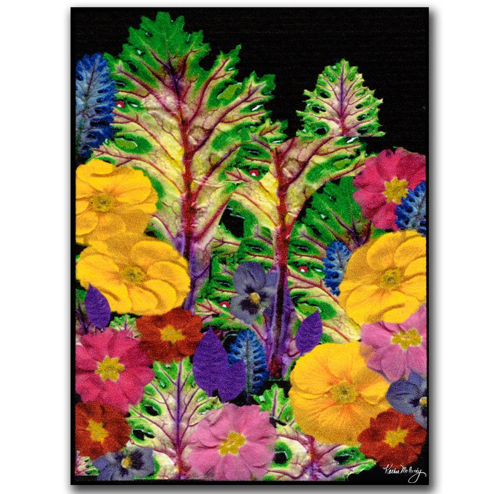 24 in. x 32 in. Story Book Forest Canvas Art