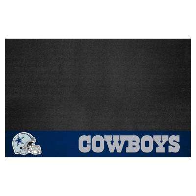 Dallas Cowboys 26 in. x 42 in. Grill Mat