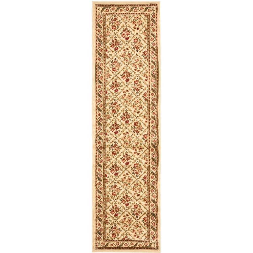 Safavieh Lyndhurst Ivory 2 ft. 3 in. x 12 ft. Runner