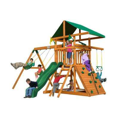 Outing III Cedar Playset